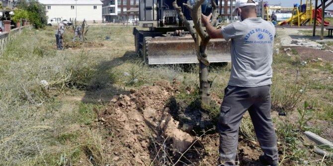 Kepez'den Antalya'nın simgesine yatırım