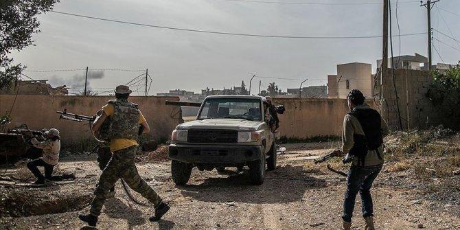 Libya ordusundan stratejik Vatiyye Üssü'nü geri almak için operasyon