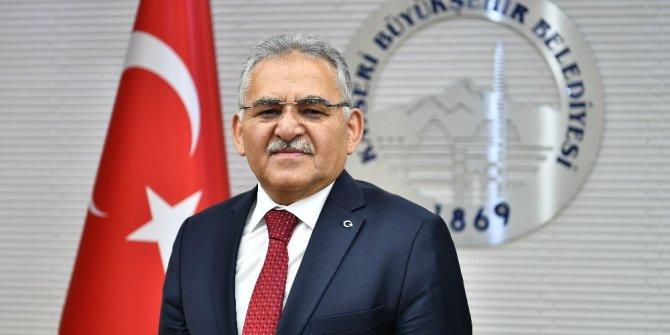 """Büyükkılıç, """"Kayseri'de her konu bizim konumuz, her sorun bizim sorunumuzdur"""""""
