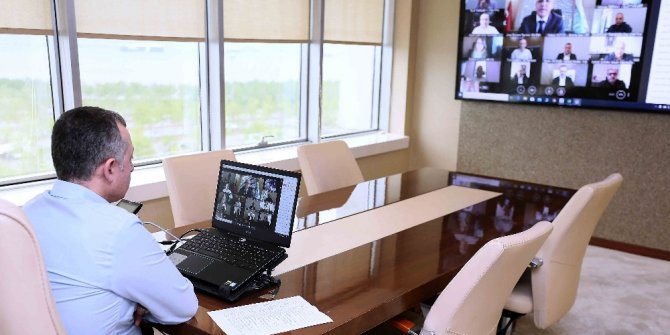 Başkan Büyükakın ''Bizim davamız memlekete hizmet davasıdır''