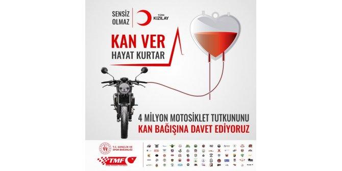 TMF'den kan bağışı seferberliği