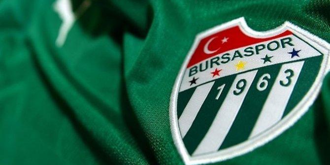 Bursaspor'dan Ankaragücü'ne geçmiş olsun mesajı