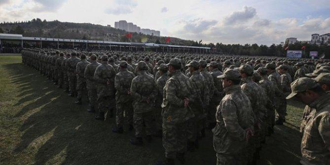 66 bin asker 31 Mayıs'ta terhis olacak
