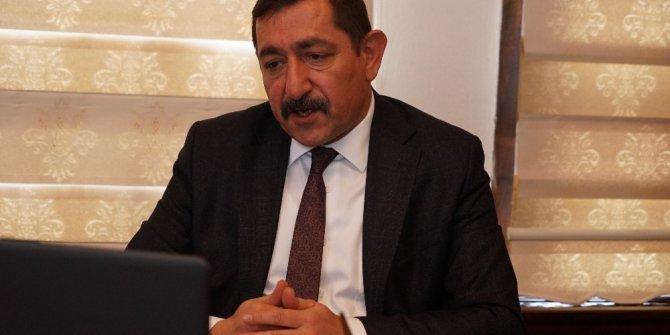 """Başkan Vidinlioğlu, """"Kastamonu Belediyesi ve başkanlık makamı milletin makamıdır"""""""