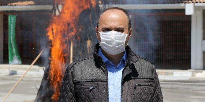 """Edirne Valisi'nden sevindiren 'korona' açıklaması: """"2 gündür vaka yok"""""""