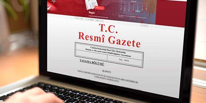 Konya'da yeni atama kararları Resmi Gazetede yayımlandı