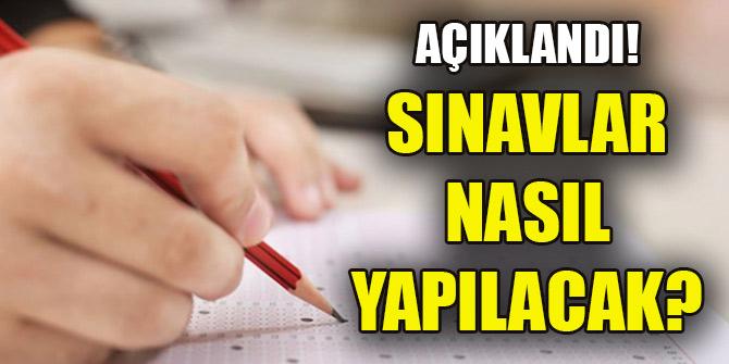 ÖSYM Başkanı'ndan YKS sınavıyla ilgili açıklama