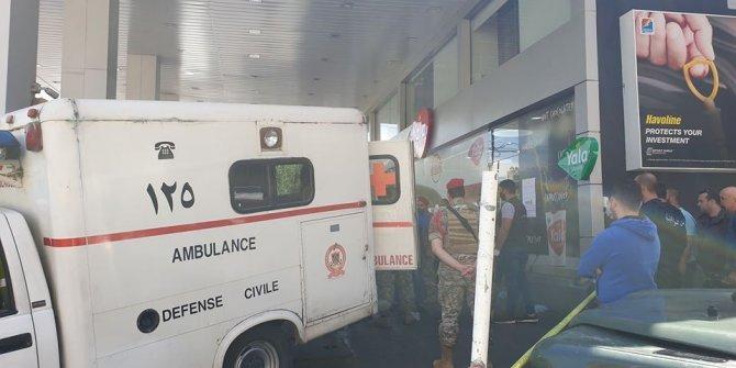 Lübnan'da bir istihbarat görevlisi arkadaşını öldürüp intihar etti