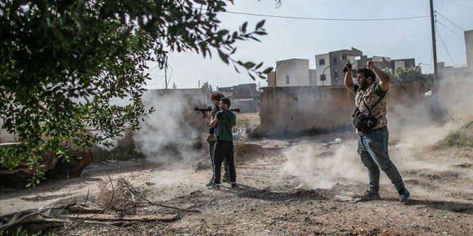 Libya ordusu, stratejik Vatiyye Üssü'nü koruyan sözde komutanı öldürdü
