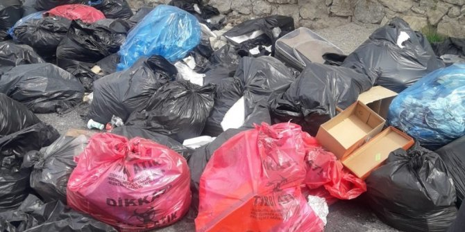 """Tepebaşı Belediyesi'nden bir """"Çöp"""" açıklaması daha"""