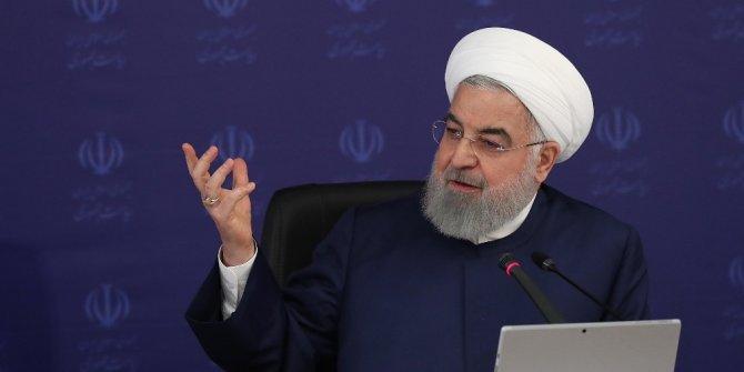 """İran Cumhurbaşkanı Ruhani: """"Kısa zamanda okulları açmak istiyoruz"""""""