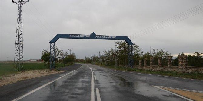 Kayseri'de bir mahalledeki 7 ev karantinaya alındı