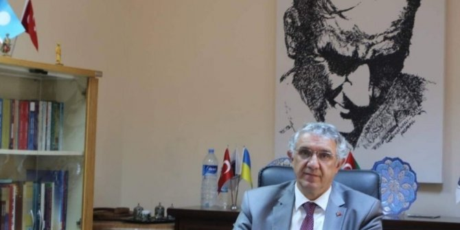 Prof. Dr. Alpaslan Ceylan, 'Her türlü darbenin karşısında devletimizin yanındayız''