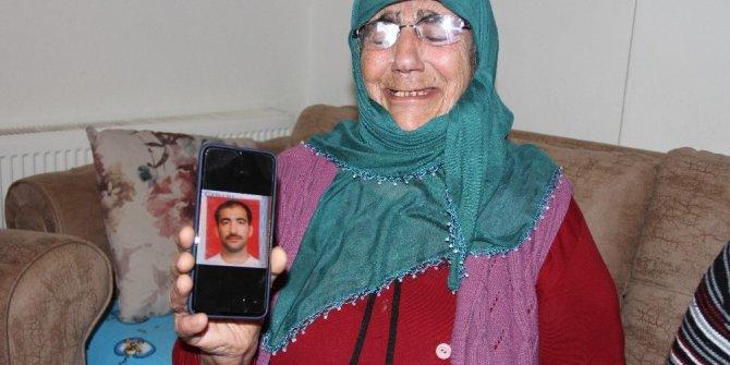 """Bir annenin feryadı: """"Ölmeden oğlumu görmek istiyorum"""""""