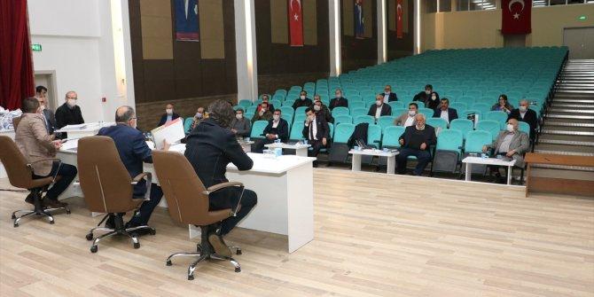 Beyşehir'de belediye meclisi olağanüstü toplandı