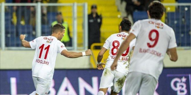 Antalyaspor seriyi geliştirmek istiyor