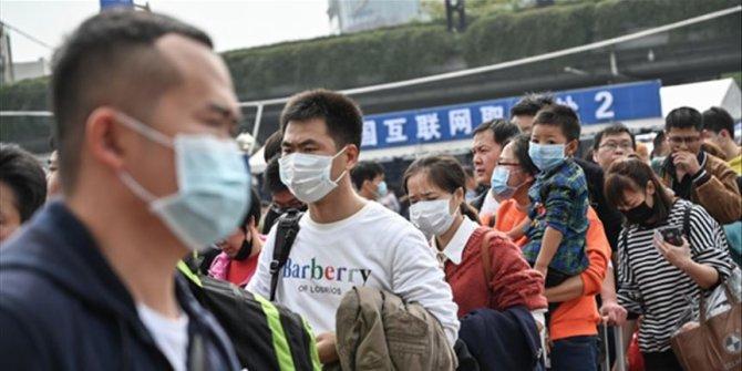 Çin'de 68 yeni koronavirüs vakası