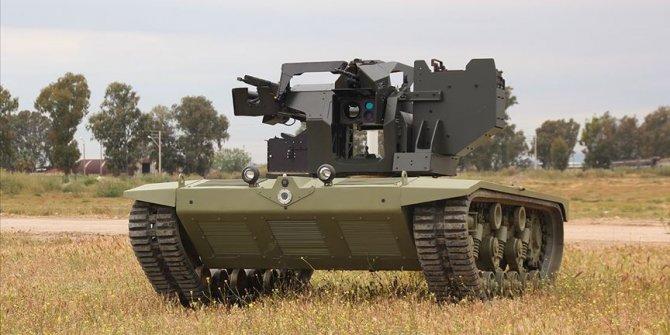 """Türkiye'nin """"mini tankı"""" çok farklı görevlerde Mehmetçik'in yayında olacak"""