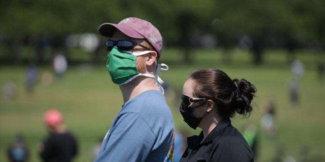 ABD'de son 24 saatte 1584 kişi koronavirüsten hayatını kaybetti