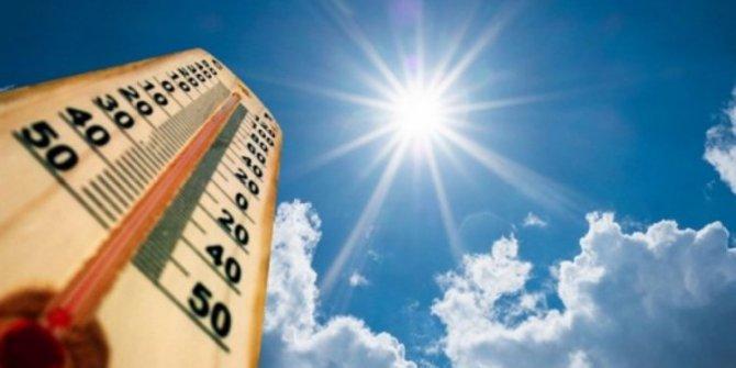 Bayramda sıcaklık mevsim normallerinde