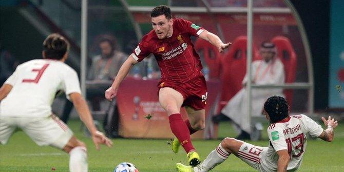 Andrew Robertson, kariyerini Liverpool'da tamamlamak istiyor