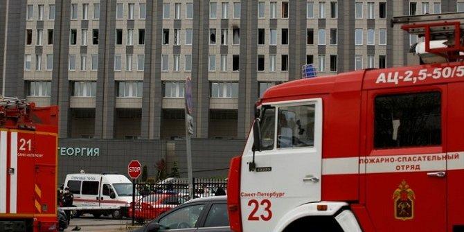 Rusya'da bakımevindeki yangında ölü sayısı 11'e çıktı