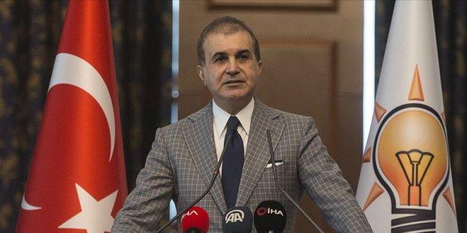 AK Parti Sözcüsü Çelik'ten darbe tartışmalarıyla ilgili açıklama!