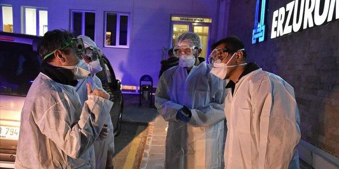 Erzurumspor'da şüpheli 12 kişinin testi negatif çıktı