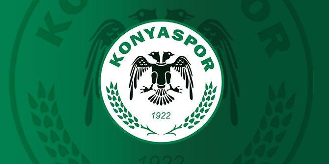 Konyaspor'dan Beşiktaş camiasına geçmiş olsun mesajı