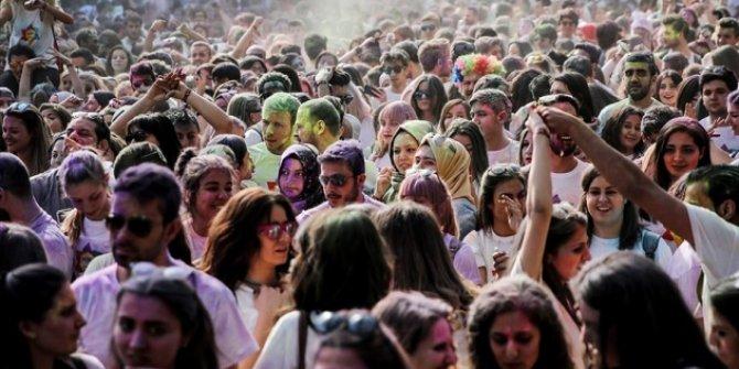 Türkiye'nin genç nüfus oranı belli oldu