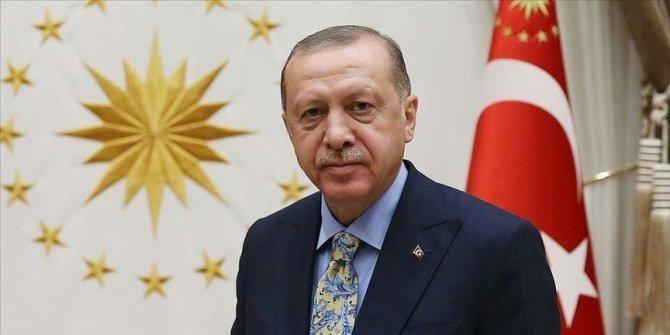 Cumhurbaşkanı Erdoğan, Irak'ın yeni başbakanı ile görüştü