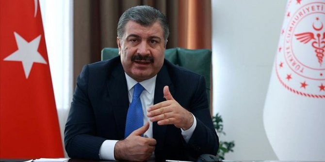 Sağlık Bakanı Fahrettin Koca'dan videolu bayram mesajı: