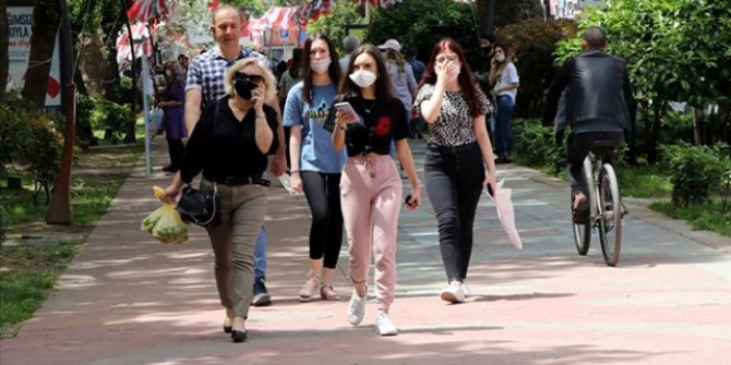 Kocaeli'de açık alanlarda maske takmak zorunlu oldu