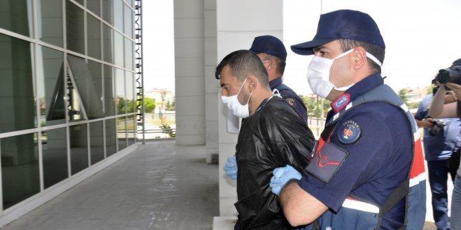 Karaman'da kendini Suriyeli olarak tanıtan 5 ayrı suçtan aranan firari tutuklandı