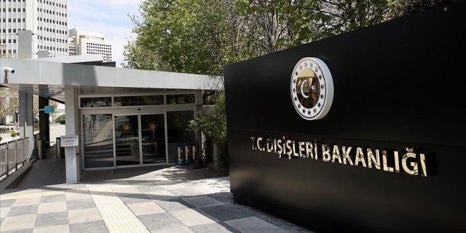 La Turquie condamne la résolution du Sénat tchèque sur les événements de 1915