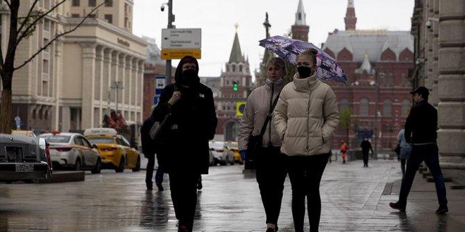 Rusya'da Kovid-19 nedeniyle 139 kişi daha hayatını kaybetti