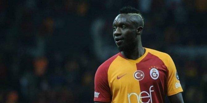 Mbaye Diagne'den Galatasaray'a mesaj