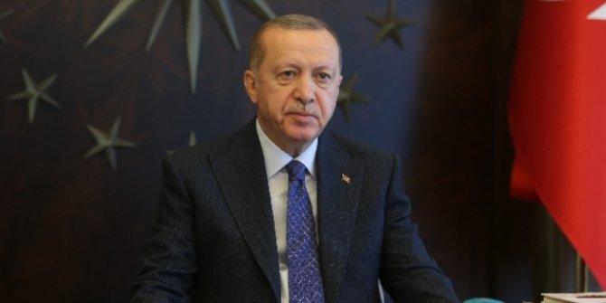 Erdoğan, İdlib şehidinin ailesine başsağlığı mesajı