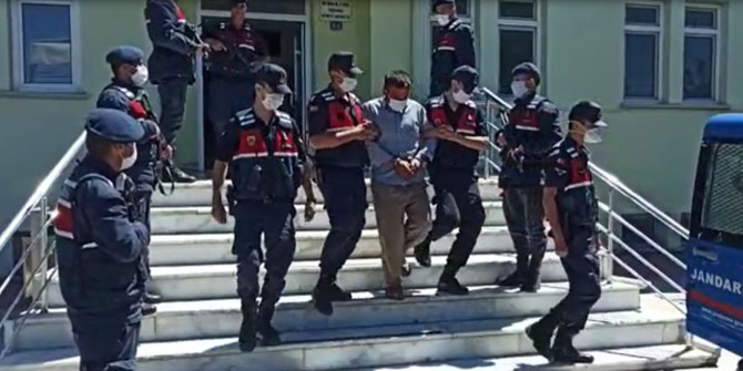 Konya'da tartıştığı baba ve oğlunu öldüren şüpheli yakalandı