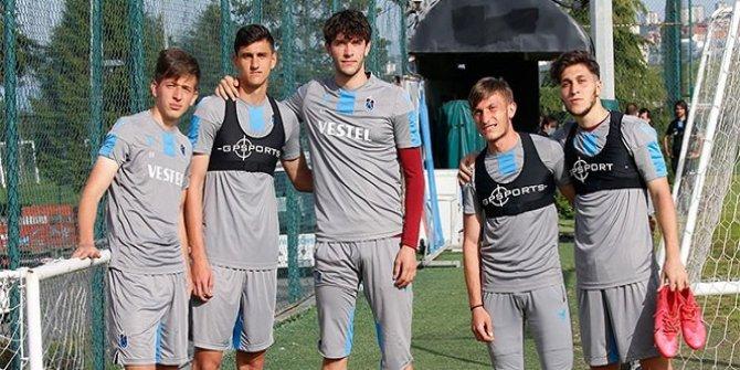 Trabzonspor gençleşiyor