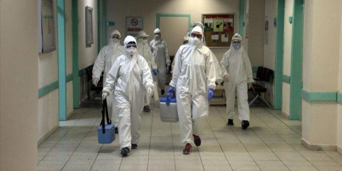"""""""Sağlık dedektifleri"""" gece de koronavirüsün izini sürüyor"""