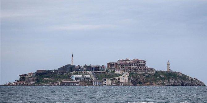 2015'te başlanmıştı, Demokrasi ve Özgürlükler Adası açılışa hazır