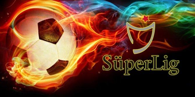Süper Lig'de maç saatleri açıklandı!