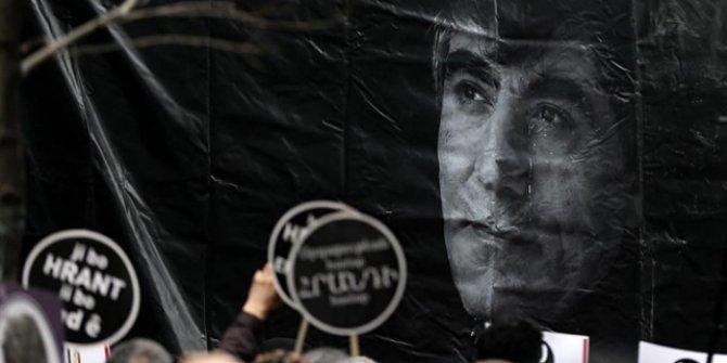 Hrant Dink Vakfı'na yönelik tehditte bulundukları iddiasıyla yargılanan 2 sanık, hakim karşısında