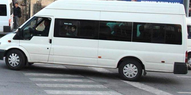 Personel servis araçlarındaki tedbirler belirlendi