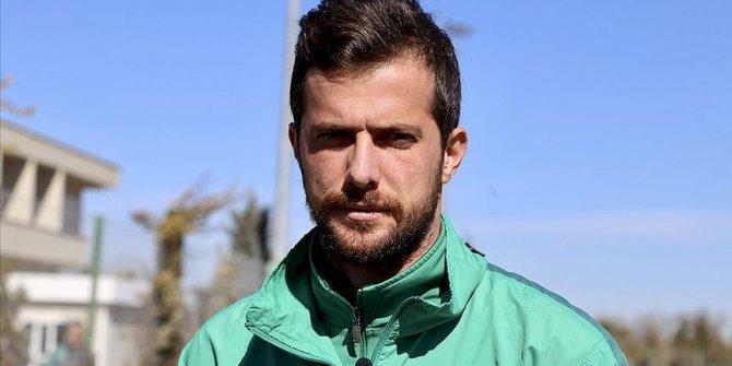 Konyasporlu futbolcu Uğur Demirok: Ligde kalacağız