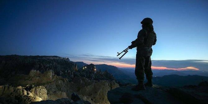 Ocak ayından bu yana ikna yoluyla teslim olan terörist sayısı 112'ye yükseldi