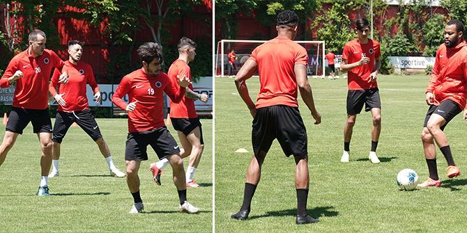 Gençlerbirliği'nde Konyaspor maçı hazırlıkları sürüyor