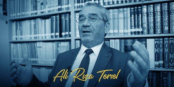 """Ali Rıza Temel: """"Dinler arası diyalog, ihanet projesidir"""""""