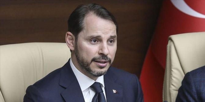 """Bakan Albayrak: """"İstanbul'a 'finans merkezi' olmak çok yakışacak"""""""